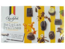 Belgische chocolate pralines product foto