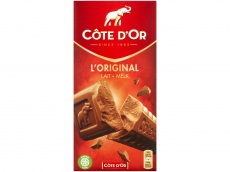 Chocolade tablet melk product foto