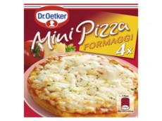 Mini pizza formaggi product foto