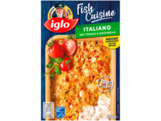 Fish Cuisine Italiano product foto