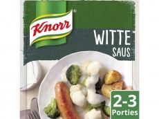 Mix witte saus product foto