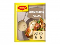 Champignonsaus product foto