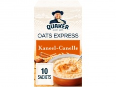Havermout kaneel product foto