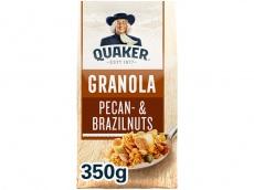 Crunchy muesli noten product foto
