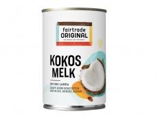 Kokosmelk product foto