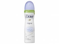 Deodorant spray original product foto