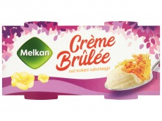 Crème brulee product foto