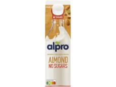 Amandeldrink ongezoet fresh product foto