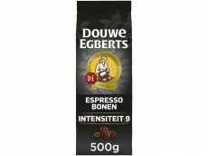 Espresso koffiebonen product foto