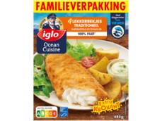 Ocean Cuisine traditionele lekkerbekjes familieverpakking product foto