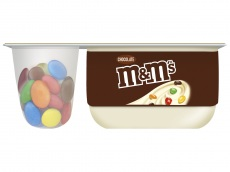 M&M's yoghurt product foto