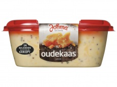 Oude kaassalade product foto