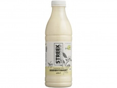 Boerenyoghurt vanille product foto