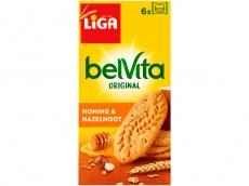 Belvita honing & hazelnoot product foto
