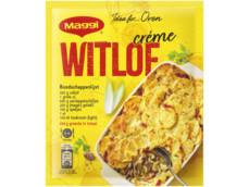 Idee voor ovenschotel witlof crèmesaus product foto
