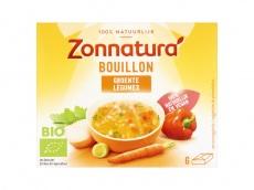 Groente bouillon product foto