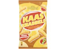 Kaas knabbels product foto