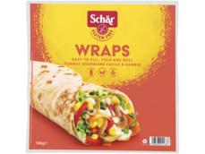 Wraps glutenvrij product foto
