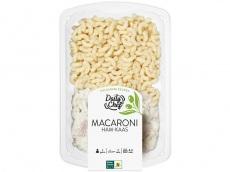 Macaroni ham kaas product foto