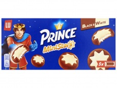 Prince ministars black & white product foto
