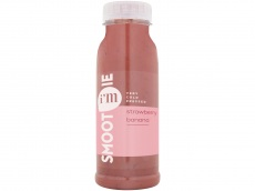 Smoothie aardbei appel product foto