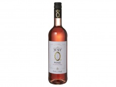 Rose wine alcoholfree product foto