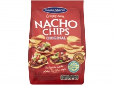 Tortilla chips nacho product foto