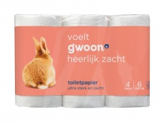 Toiletpapier 4 laags product foto