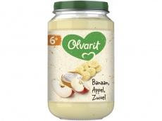 06M50 Banaan Appel Yoghurt product foto