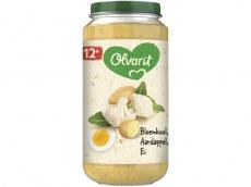 12M04 Bloemkool Aardappel Ei product foto