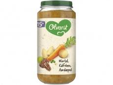 Wortel Kalfsvlees Aardappel 15+ Maanden product foto