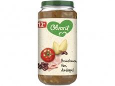 Bruine bonen Ham Aardappel 12+ Maanden product foto