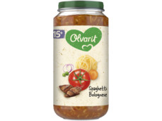 Spaghetti Bolognese 15+ Maanden product foto