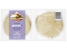 Pita broodjes product foto