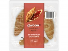Roomboter croissants product foto