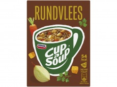Cup a Soup rundvlees product foto
