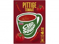 Cup a Soup pittige tomaat product foto