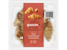 Mini croissants product foto
