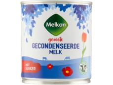 Gecondenseerde melk product foto