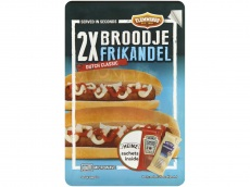 Broodje frikandel duo product foto