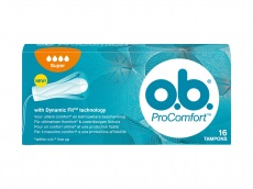 Tampons pro comfort super product foto