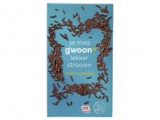 Chocoladehagel melk product foto