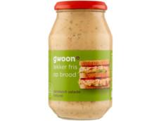 Sandwich salade product foto