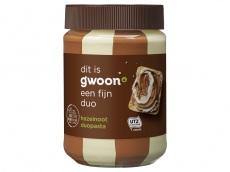 Duo chocoladepasta product foto
