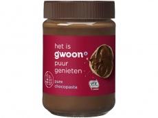 Chocoladepasta puur product foto