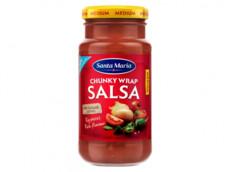 Wrap salsa chunky medium product foto