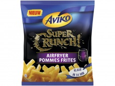 Supercrunch airfryer frites product foto