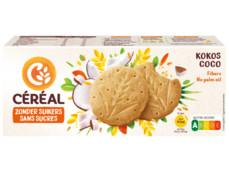 Kokos koek product foto
