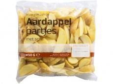 Aardappelpartjes in schil product foto