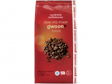 Koffiebonen roodmerk product foto